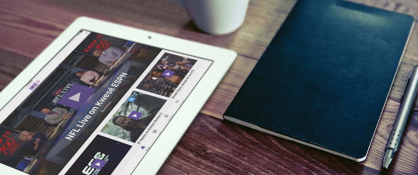 OTT App Development - Kwese Case Study