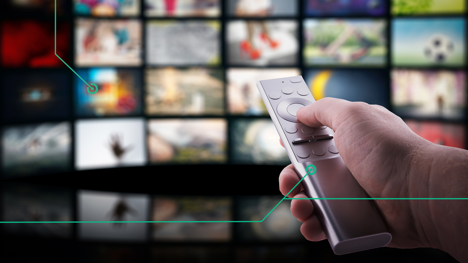 It's time to connect with connected TVs
