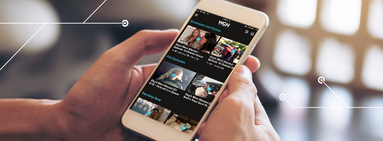 Applicaster Selected by Nexstar Media Group's WGN America to Deliver Direct-to-Consumer Strategy
